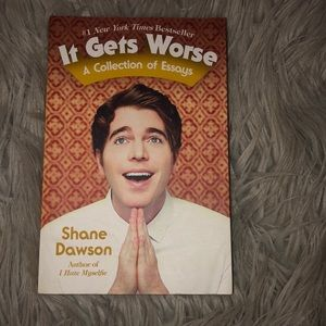 It Gets Worse book by Shane Dawson